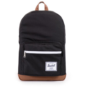 Herschel Pop Quiz Backpack Unisex, black/tan